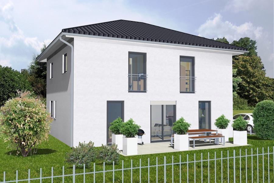 Einfamilienhäuser Villen-Stil - BGW Hausbau