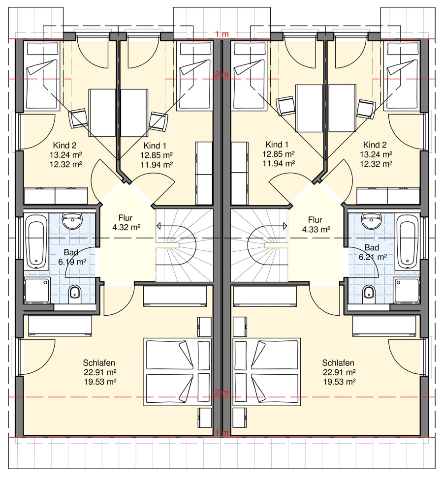 Doppel– und Reihenhäuser - BGW Hausbau size: 900 x 972 post ID: 9 File size: 0 B
